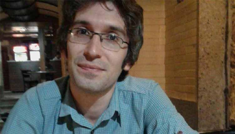 آرش صادقی زندانی سیاسی