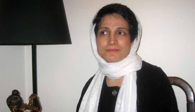 بازداشت نسرین ستوده وکیل دادگستری و فعال حقوق بشر