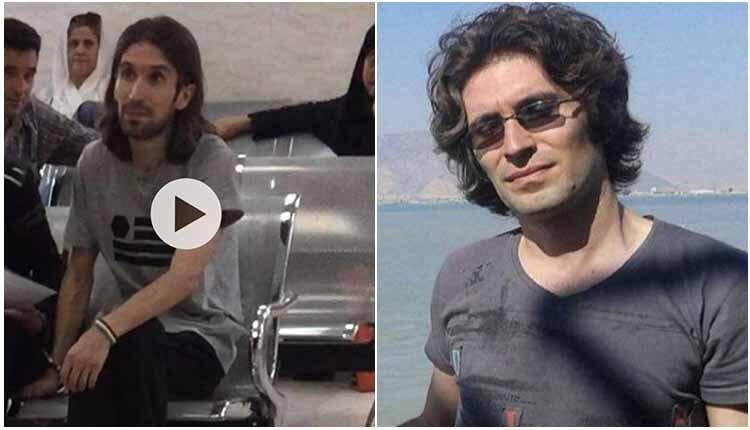 آرش صادقی زندانی سیاسی بیمار