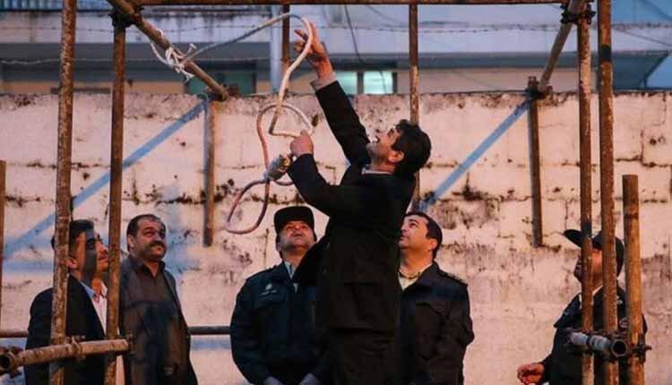 اعدام سه زندانی در زندان