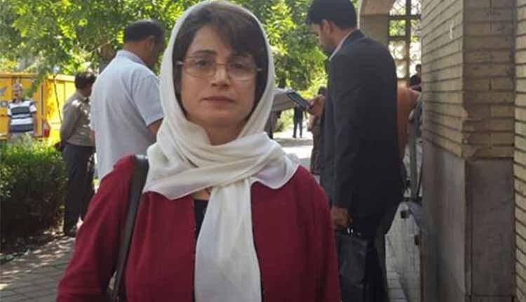 تمدید بازداشت موقت نسرین ستوده