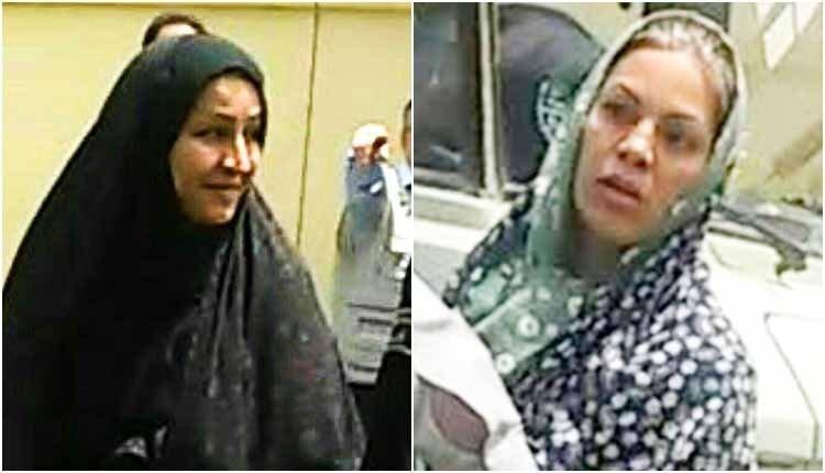محکومیت دو تن زن درویش زندانی