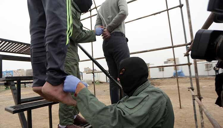 اعدام ایران
