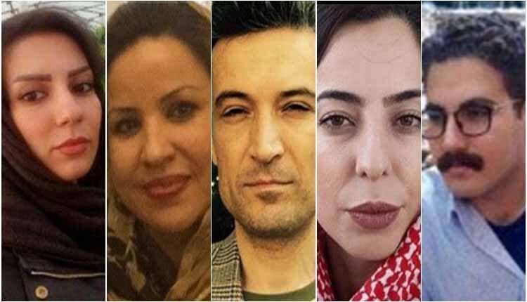 بازداشت شماری از فعالین مدنی
