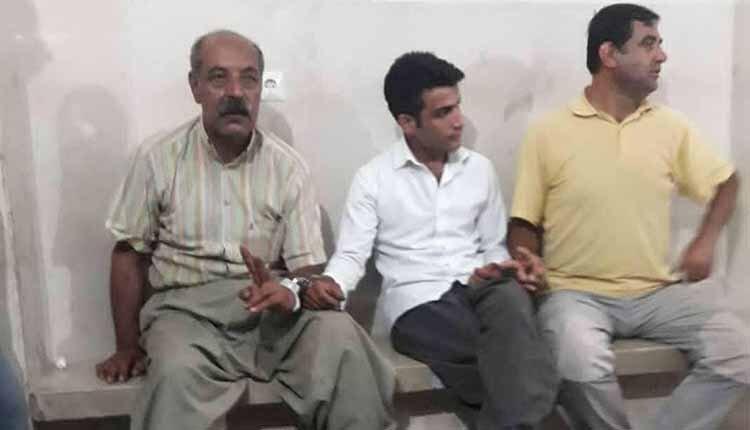 بازداشت فعالین مدنی کرد