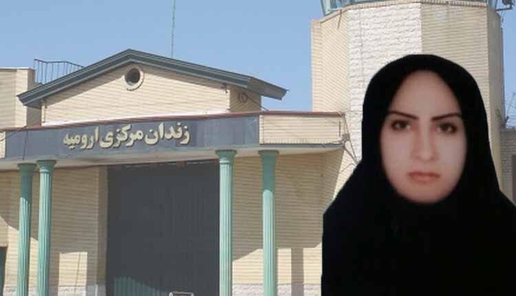 اعدام یک زن جوان کرد