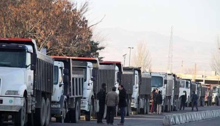 تهدید رانندگان بازداشت شده به صدور حکم اعدام