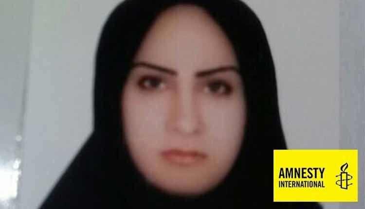 عفو بین الملل توقف حکم اعدام یک زن جوان