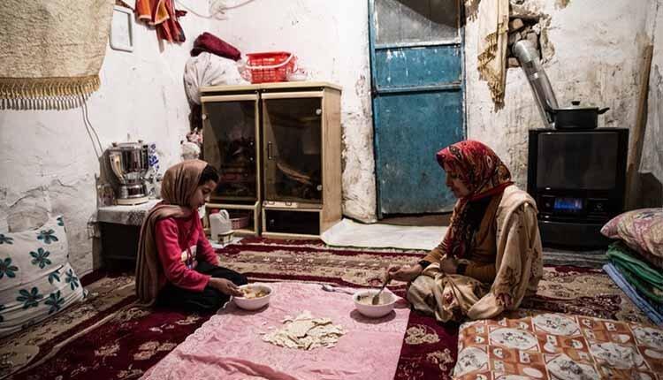 افزایش خط فقر در ایران