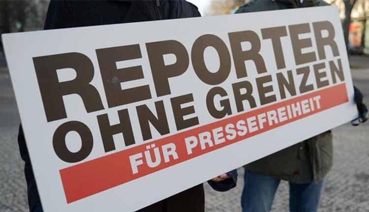 گزارشگران بدون مرز(RSF)