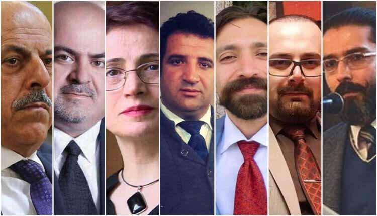 سرکوب وکلا ایران