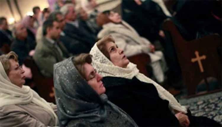 شهروندان مسیحی در ایران