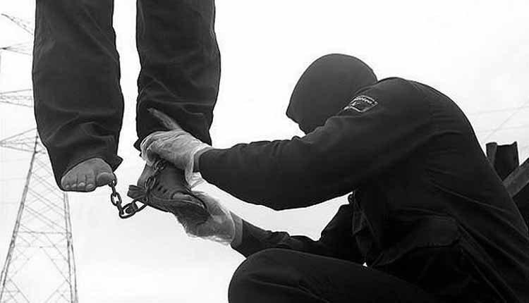 اعدام زندان_ها ایران