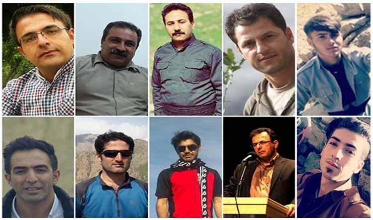 بازداشت فعالان کرد
