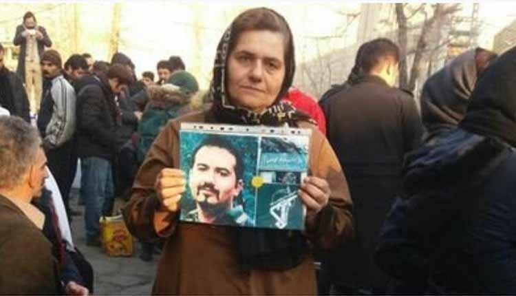 فرنگیس مظلوم، مادر زندانی سیاسی سهیل عربی در سلول انفرادی دست به اعتصاب غذا زد