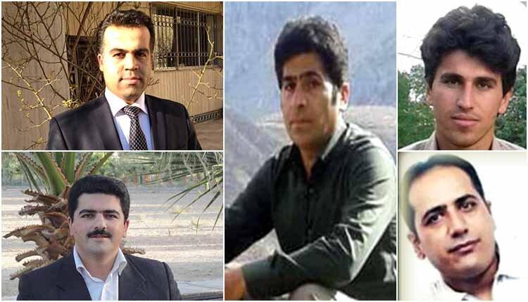 فعالان کرد بازداشت شده کردستان