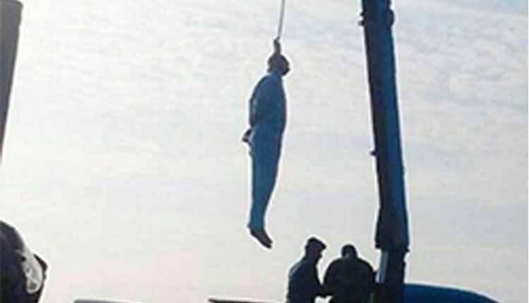 حکم اعدام در ملاءعام -گلستان