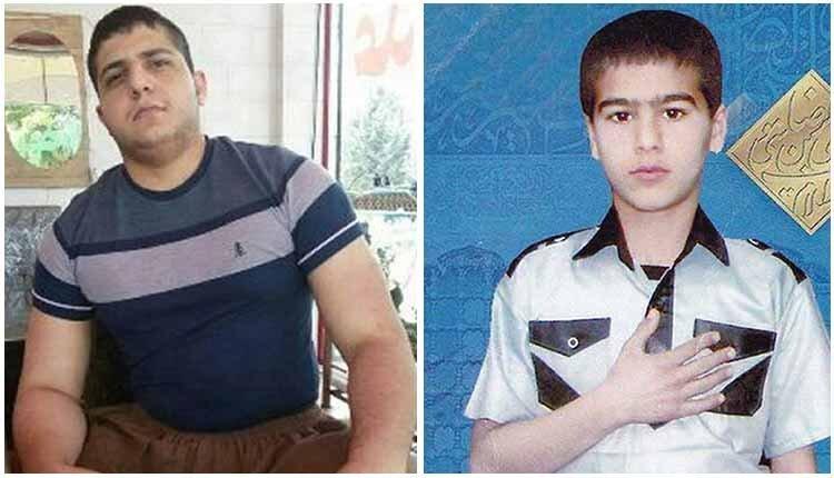 اعدام قریب الوقوع دو جوان زیر ۱۸ سال