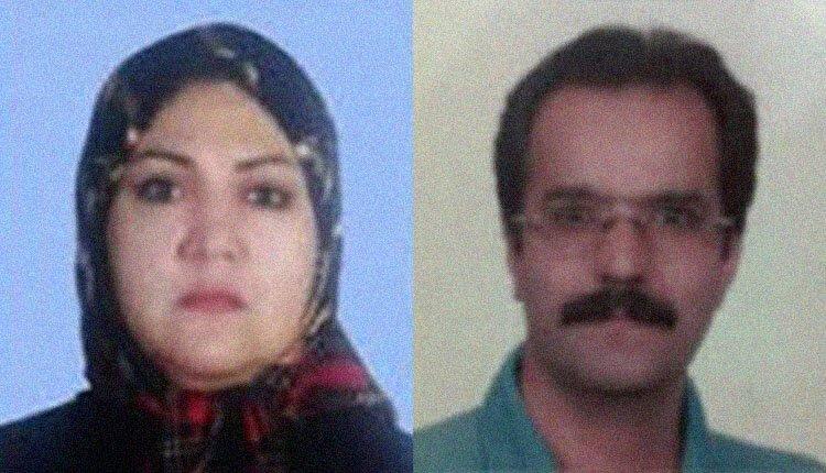 زوج زندانی سیاسی