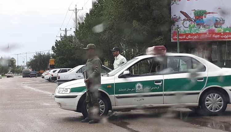 ایران بازداشت