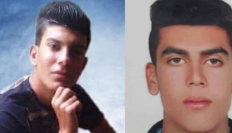 شلاق اعدام دو جوان شیراز