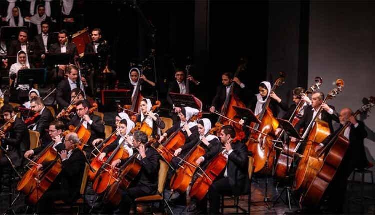 نوازندگان زن در کنسرت خیریه قزوین