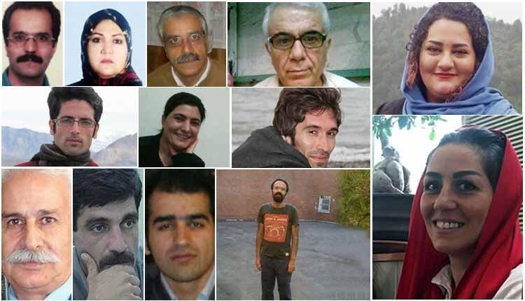 ایران زندانیان سیاسی