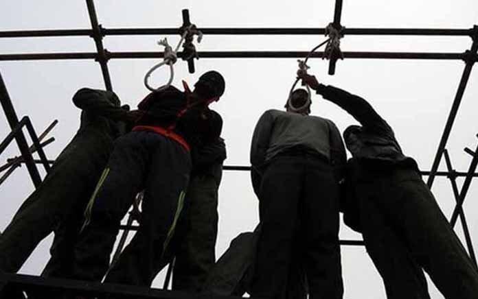 اعدام زندان رجایی شهر
