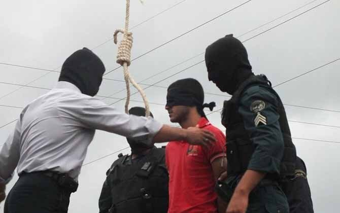 ۱۲ اعدام در ایران طی دو روز از جمله اعدام یک زن