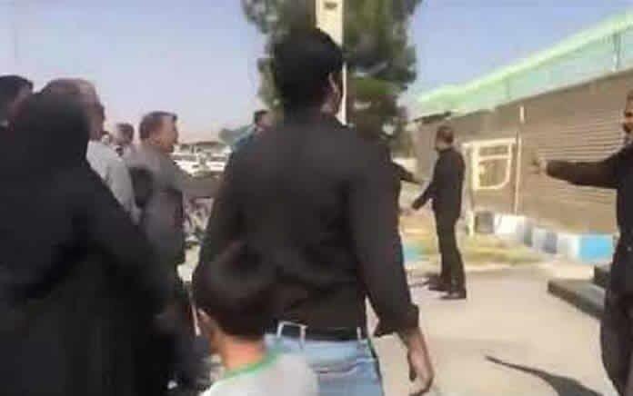 قتل جوان بی گناه جواد خسروانیان در اثر شکنجه توسط ماموران کلانتری و آگاهی شهرستان خرمبید