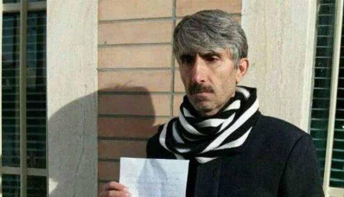 حمیدرضا رحمتی، عضو کانون صنفی معلمان اصفهان به زندان و شلاق در ملا عام محکوم شد
