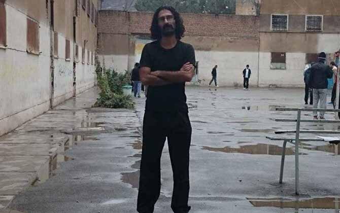 زندانی سیاسی سعید شیرزاد بدستور مقامات زندان از انتقال به بیمارستان بازماند