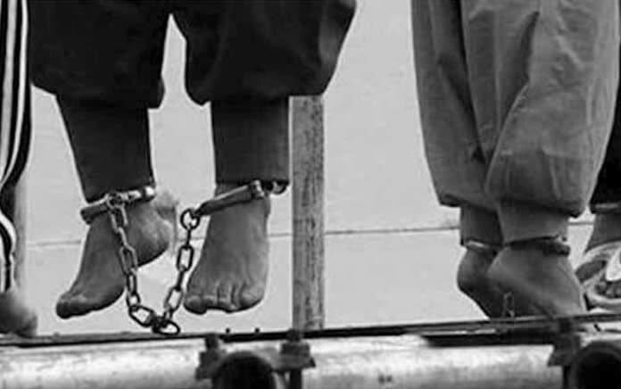 اعدام جمعی چهار زندانی در زندان رجایی شهر کرج