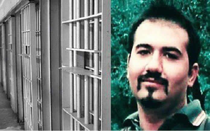 نامه سهیل عربی از زندان اوین در خصوص ممانعت از اعزام او به بیمارستان