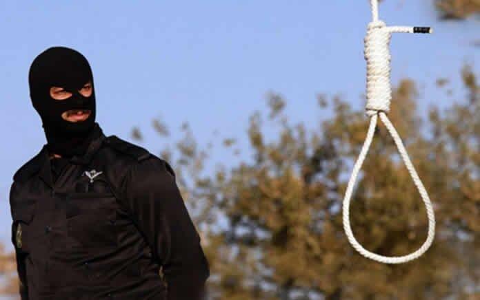 اعدام پنج زندانی در زنجان، بندرعباس، بیرجند و شیراز