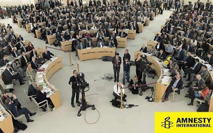 عفو بین الملل از کشورها خواست تا وخامت وضعیت حقوق بشر در ایران را محکوم کنند