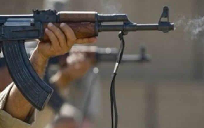 کشته شدن یک شهروند بلوچ سوخت بر با شلیک مستقیم ماموران
